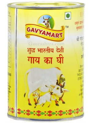 Desi Cow Ghee (Subscription Plan)